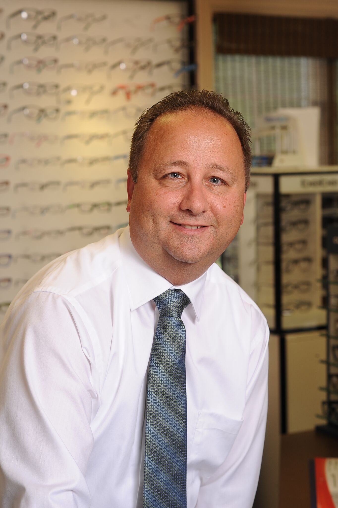 Hi, my name is Joe and I am a 25 year Board Certified Optician.  Working alongside Dr. Smith and our very capable staff has been the most  gratifying experience of my career.  Making a good pair of glasses starts with the correct prescription and frame selection. The products we use to make your glasses are of the highest quality and standards.  One of my hobby's  is collecting vintage military eyewear and understanding the craftsmanship that went into the design of these interesting glasses.  Please ask to see some of my aviator pilot frames when you're at the office!